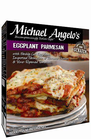 VD 13 Eggplant Parmesan - Family Size