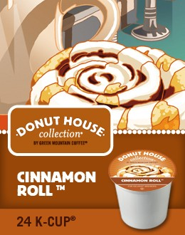 donut house cinnamon roll