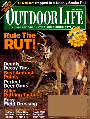 Outdoor Life Magazine 1976 aug THE DOG WHO FORGOT TO FEAR: ATTACKS BEAR
