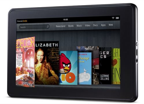 Amazon Kindle Fire 7 Quot Tablet First Generation Only 99