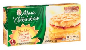 Marie Callender's Breakfast Sandwich