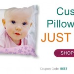 Design your own Pillowcase for only $4.49 + Shipping ($21.99 ..