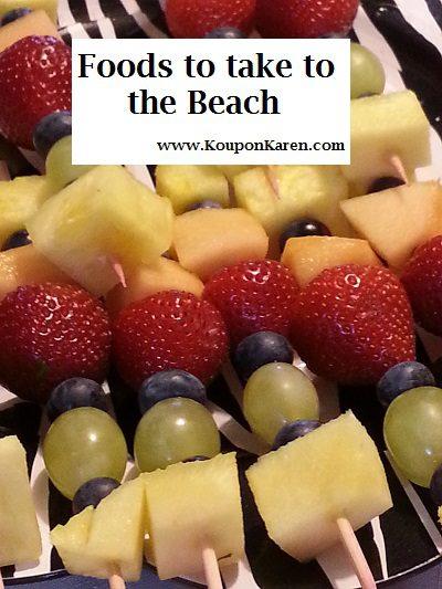 Beach Foods