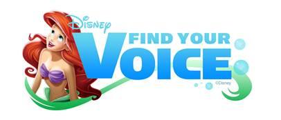 Enter Disney's Find Your Voice Contest