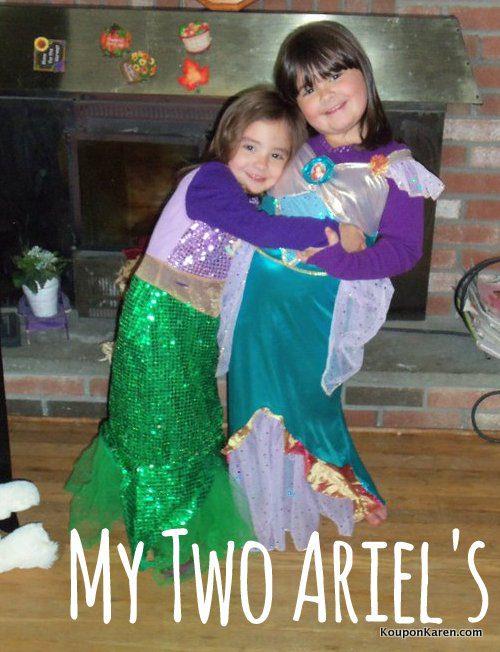 Ariel Halloween1