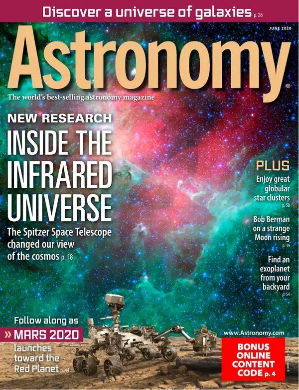 Astronomy Magazine Deal