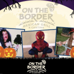 Kids Eat Free at On The Border on Halloween