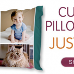 Make a Custom Pillowcase for only $4.99 + Shipping ($21.99 ..
