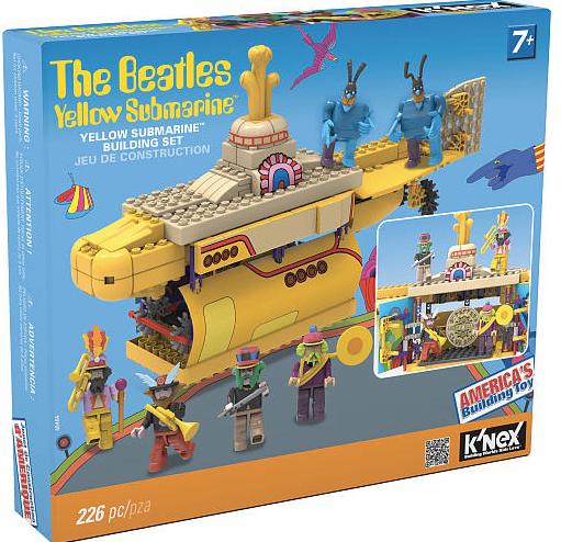 beetles yellow submarine
