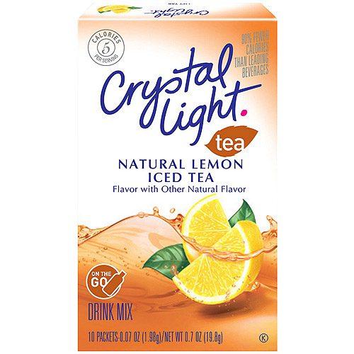 crystal light on the go