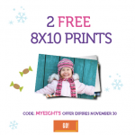 Get Two FREE 8 x 10's from York Photo