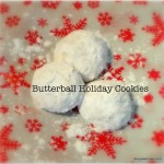 Butterball Cookies
