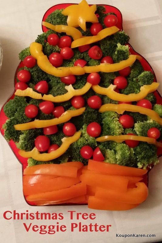 christmas tree veggie platter december 22 2013 karen wilmes 1 2013 12 15 164515