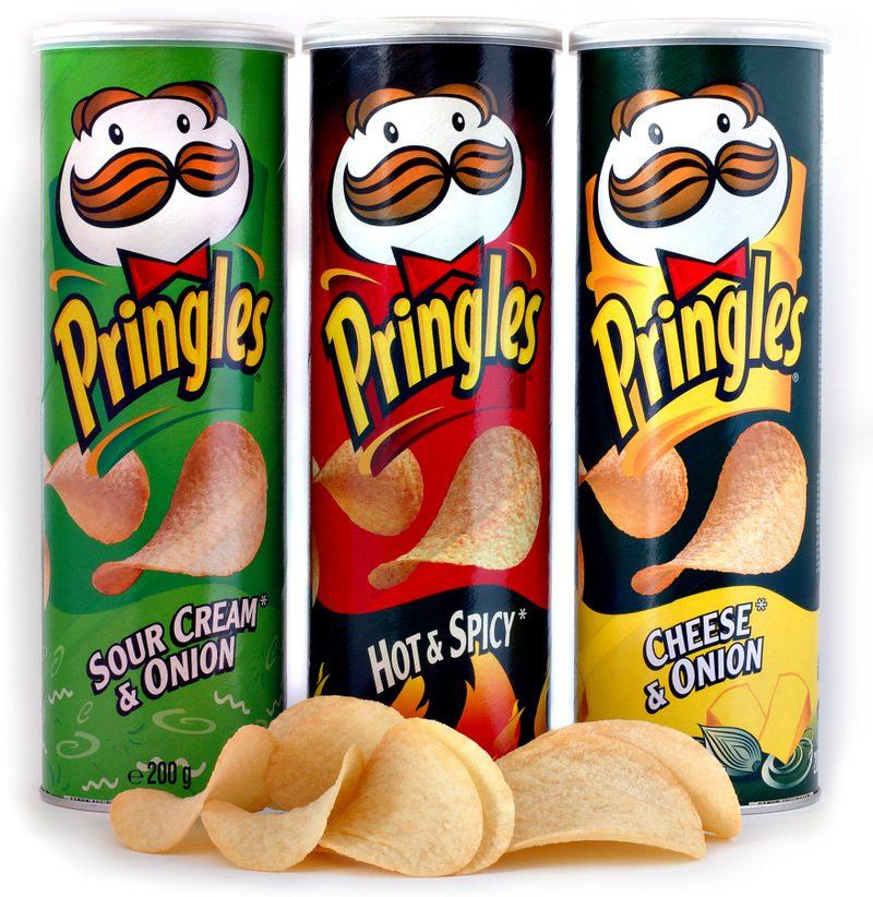 $0.75 (Reg $2) Pringles at Wal...