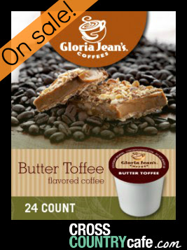 Gloria Jean Butter Toffee