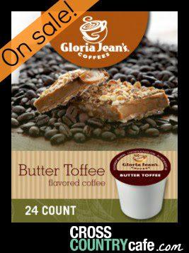 Gloria Jean Butter Toffee
