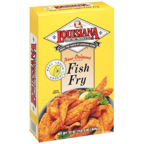 Louisiana Fish