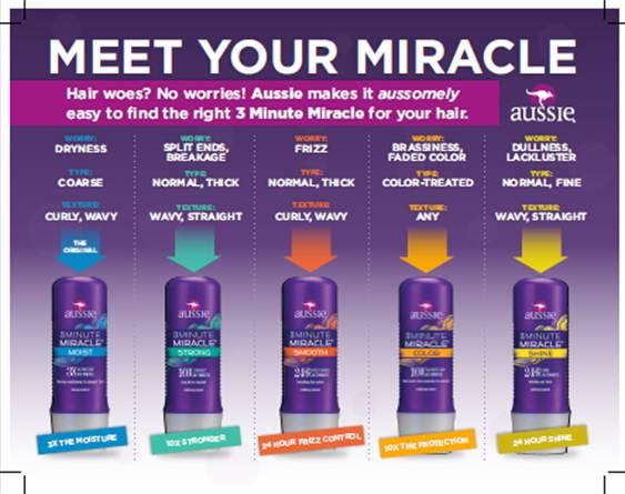 aussie 3 minute miracle deep conditioner