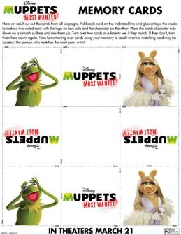 muppets memory