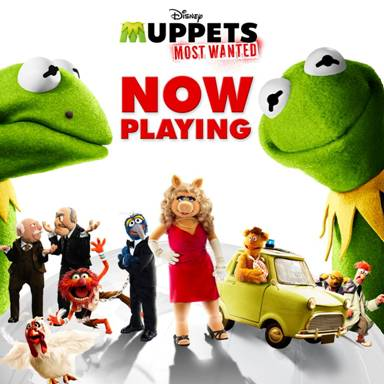 muppets now playing