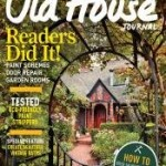 Old House Journal Magazine only $4.50 a Year