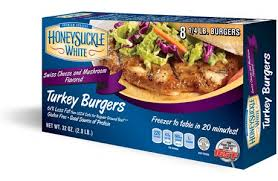 Honeysuckle White Frozen Turkey Burgers