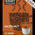 Eight O'Clock Hazelnut Coffee K-cup Deal