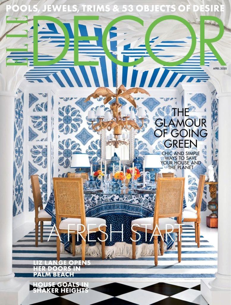 Elle Decor Magazine Deal