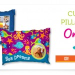 Make a Custom Pillowcase for only $5 + Shipping ($21.99 ..