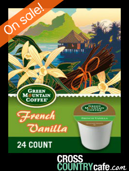 Green Mountain French Vanilla K-Cups Sale