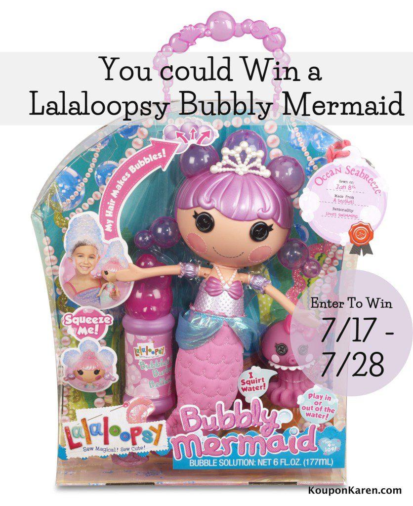 Lalaloopsy Mermaid Prize