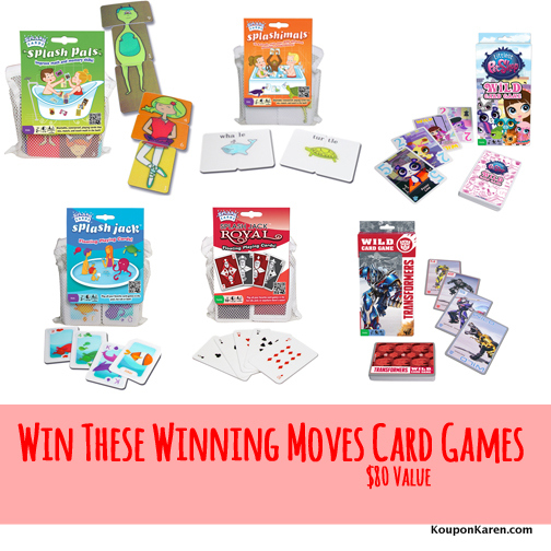 Winning Moves Giveaway