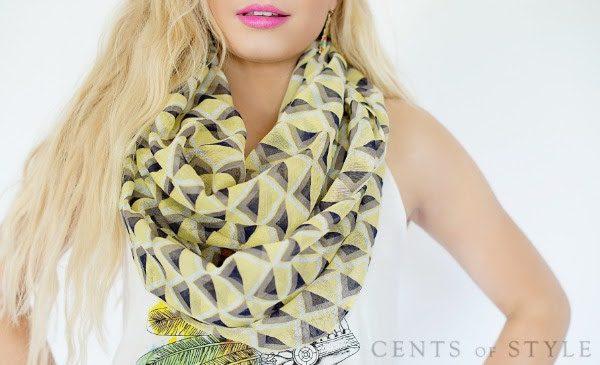cents of stlye scarfs