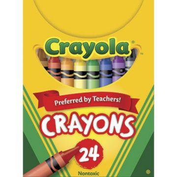 crayola 24 count