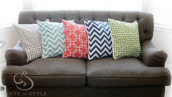 fashion friday pillows