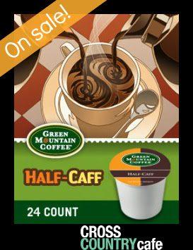 green mountain half caff