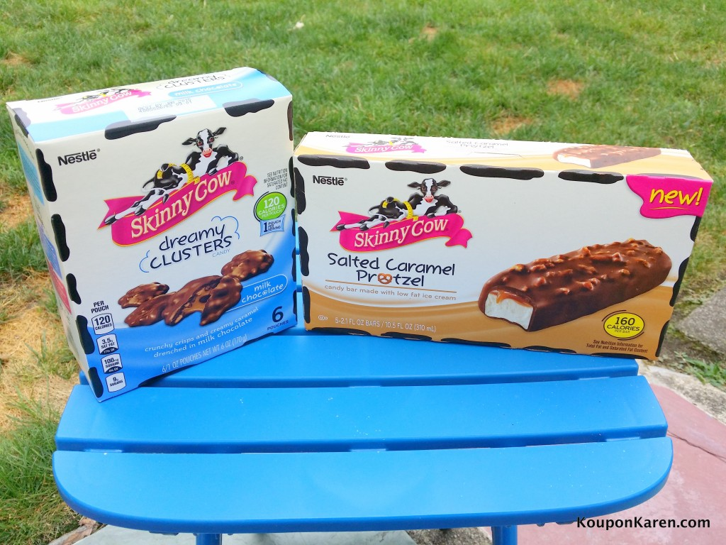 2014-08-03 1Enjoying my day with SKINNY COW® Ice Cream and Dreamy Clusters #MyGoodLife2.58.19