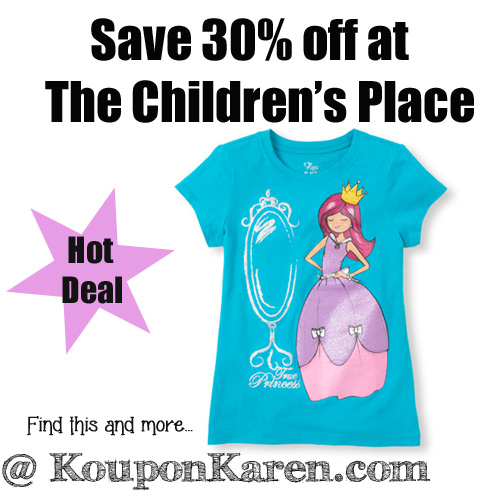 30-percent-off-at-the-childrens-place