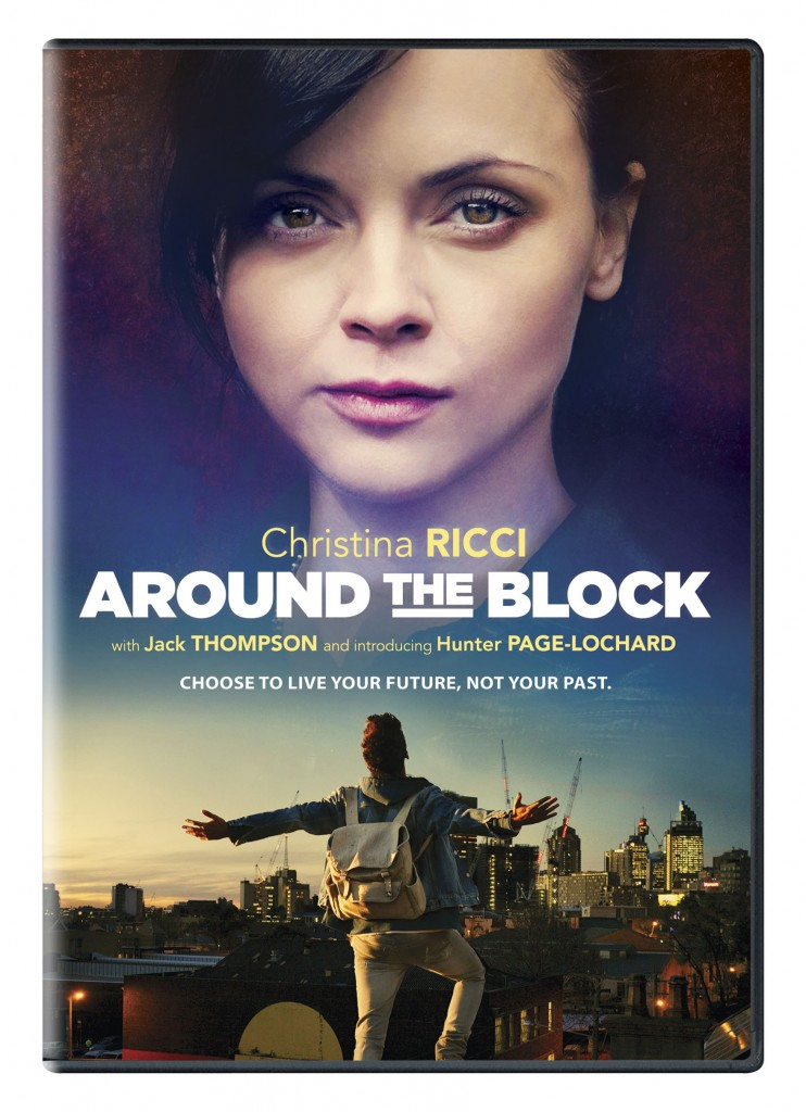 Around the Block DVD 2D