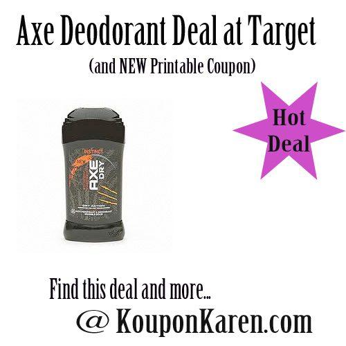 Axe-Target-Deal