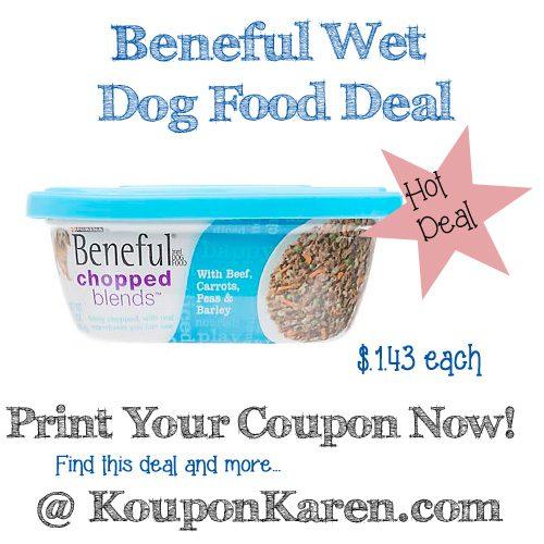 Beneful-wet-dog-food-deal
