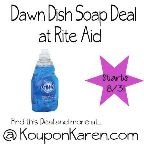 Dawn-Dish-Soap-Deal-at-Rite-Aid