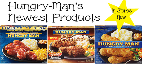 Hungry-Man-New Products