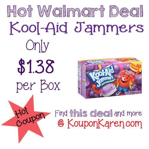 Kool Aid Jammers Deal