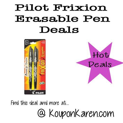 Pilot-Frixion-Eraseable-Pen-Deals