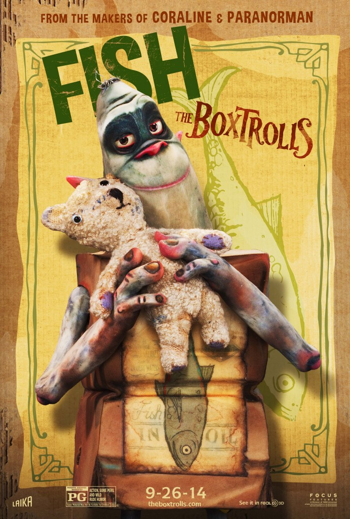 The Boxtrolls_Fish