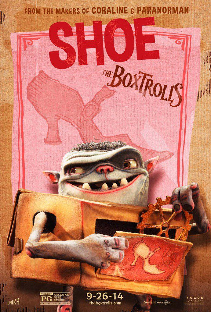 The Boxtrolls_Shoe