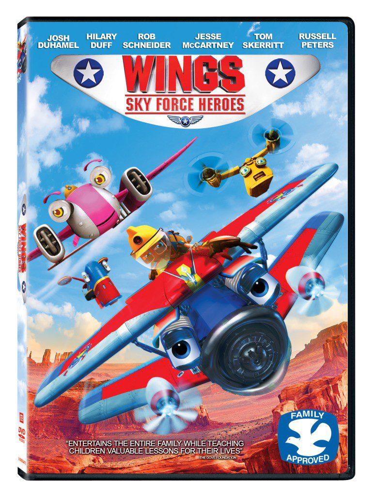Wings Sky Force Heroes