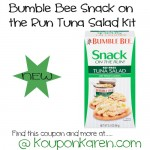 Bumble Bee Tuna only $0.94 at Stop & Shop