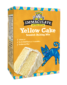 Immaculate Scratch Baking Mix